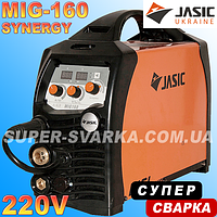 JASIC MIG 160 (N227) SYN сварочный полуавтомат