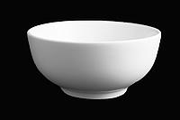 Салатник Белый Круглый 140мм 400мл (HR1225)