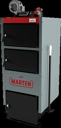 Твердотопливный котел длительного горения 24 кВт Marten Comfort MC-24 , фото 2