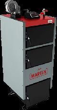 Твердотопливный котел длительного горения 24 кВт Marten Comfort MC-24 , фото 3