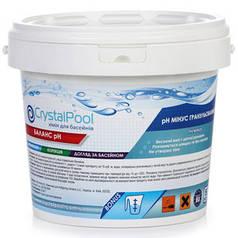 Crystal Pool pH Minus 5 кг (в гранулах)