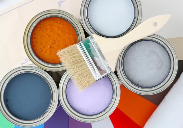 Вододисперсійні фарби