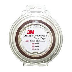 Скотч темно-серый 3M 32324 25мм-2м