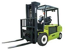 Електричні навантажувачі CLARK GEX40/45/50 від 4 до 5 т.