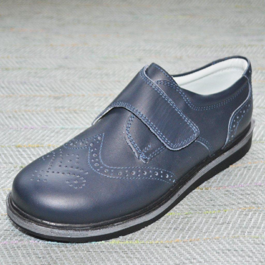 Туфли для школы мальчик, Toddler размер 35