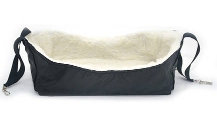Гамак для щурів 160х110х80 чорний, фото 2