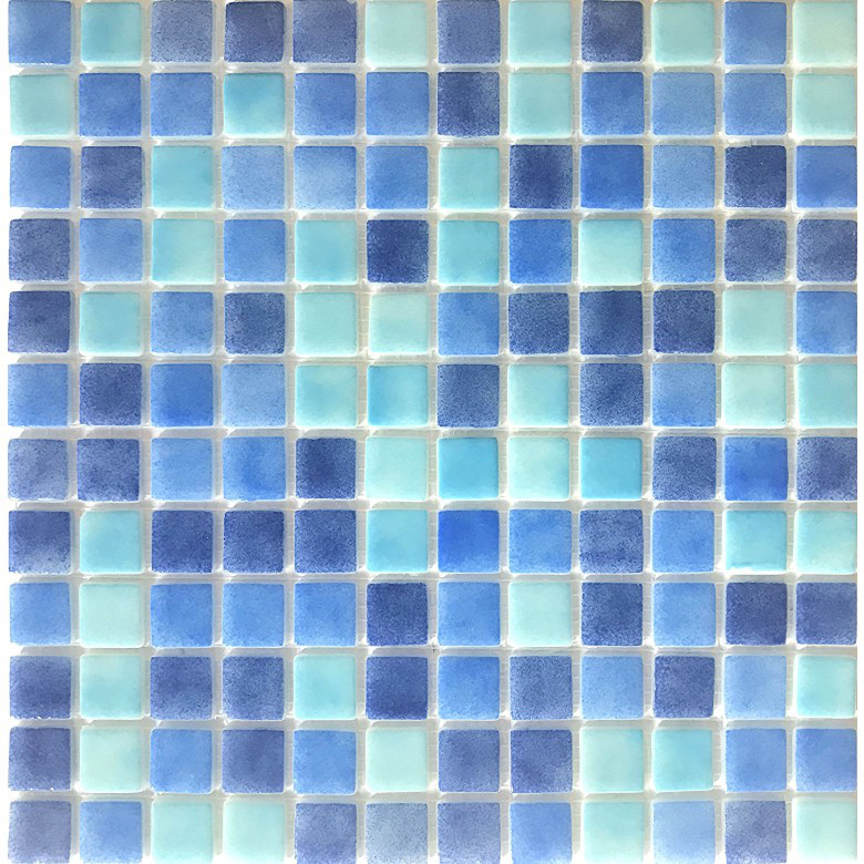 Мозаика стеклянная Glass mosaic микс VPmix2