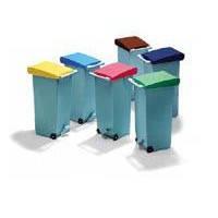Бак для мусора Paderno (желтая крышка)