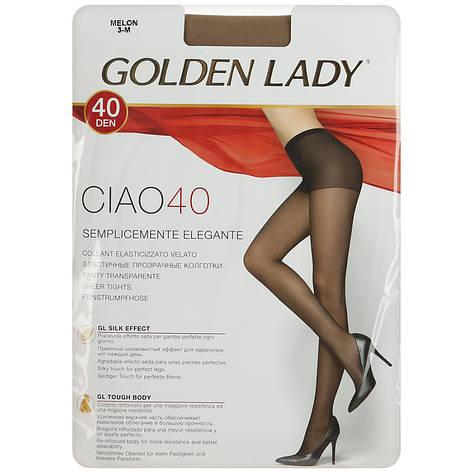 Колготки Golden Lady Ciao 40 den, фото 2