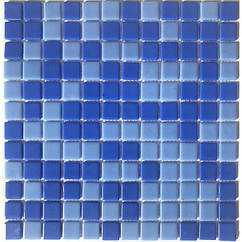 Мозаїка скляна Glass mosaic мікс VPmix21