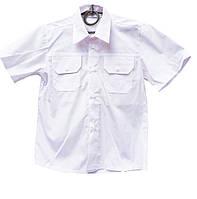Рубашка для мальчика, короткий рукав.