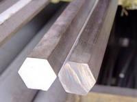 Шестигранник алюминиевый, фото 1