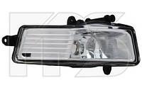 Фара противотуманная левая на Audi,Ауди A6 08-11 (C6)