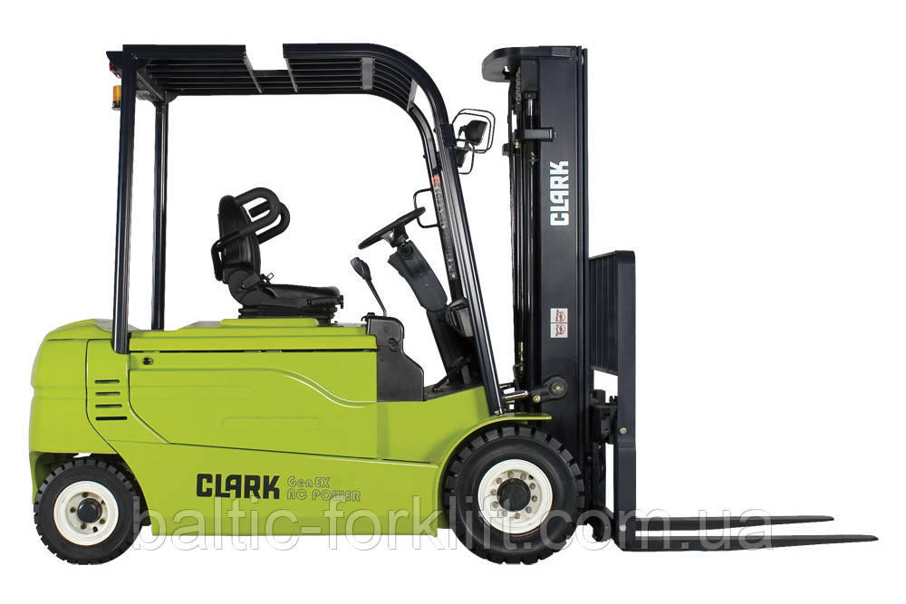 Электрический погрузчик CLARK GEX 30s