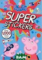 Peppa Pig Super Stickers. Activity Book