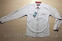 Детская рубашка для мальчиков 11-14 лет