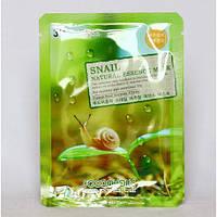 Snail Natural Essence Mask / Маска из натуральной эссенции улиток