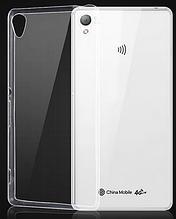 Unique Skid силиконовый чехол на Sony C4