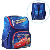 18e40b09559a ... Ранец (рюкзак) - каркасный школьный для мальчика - Машина Тачки Маквин,  H-