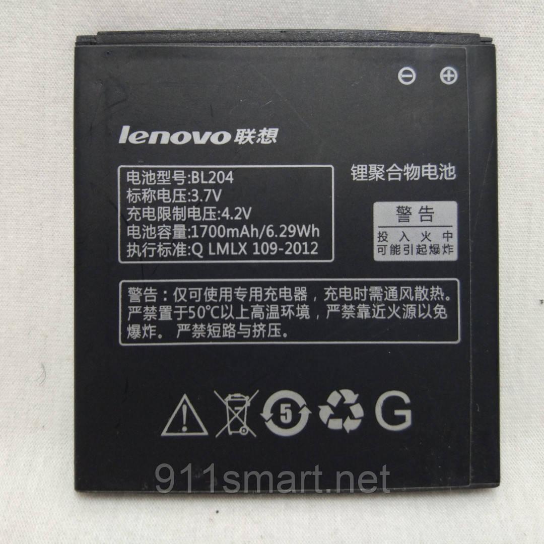 Аккумулятор Lenovo BL204 A670, A586, S696