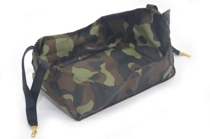 Гамак для щурів Турист 160х110х80 камуфляж НАТО, фото 2
