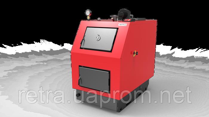 Котел твердотопливный Ретра-3М 98 кВт длительного горения - фото 4