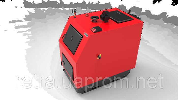 Котел твердотопливный Ретра-3М 98 кВт длительного горения - фото 5