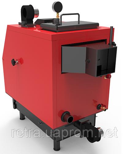 Котел твердотопливный Ретра-3М 98 кВт длительного горения - фото 6