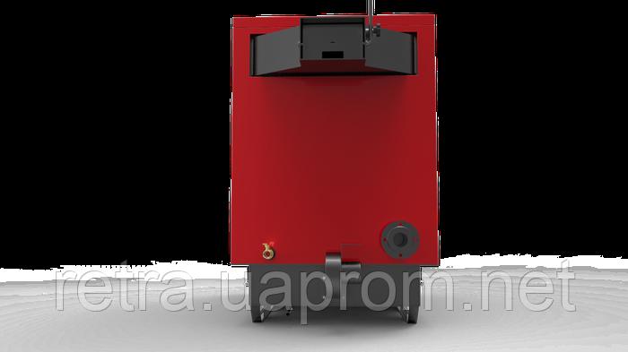 Котел твердотопливный Ретра-3М 98 кВт длительного горения - фото 7