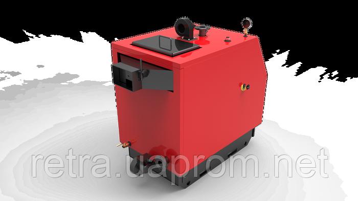 Котел твердотопливный Ретра-3М 98 кВт длительного горения - фото 8