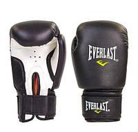 Перчатки боксерские EVERLAST Юниор MA-0033-BK (реплика)