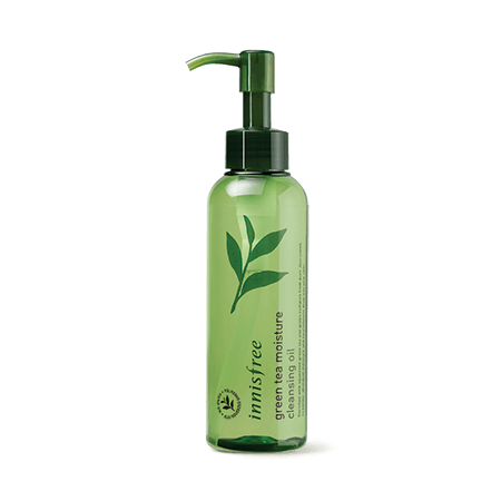 Innisfree Гидрофильное масло Зеленый чай Green Tea Cleansing Oil 150ml