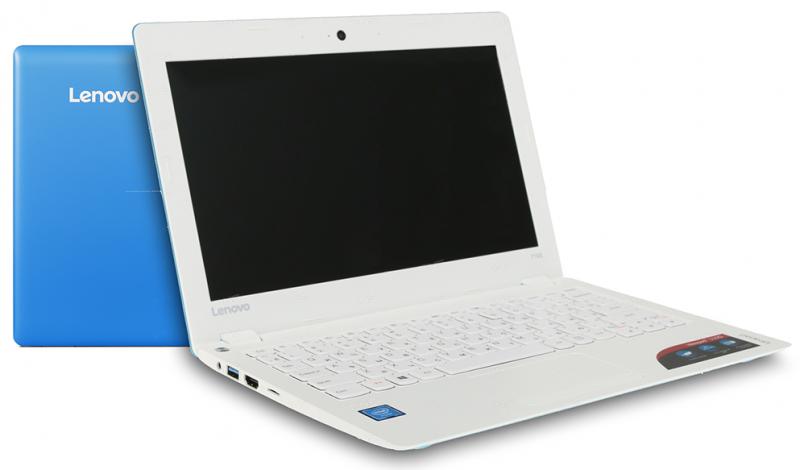 "Ноутбук Lenovo IdeaPad 110S-11IBR,  11.6"", 1366x768,RAM 2 ГБ / 32 ГБ SSD"