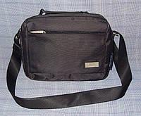 Мужская сумка JTL J721 серая плотная ткань, фото 1