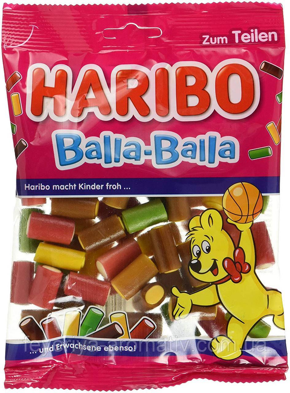 Желейные конфеты Haribo Balla-Balla 175гр. (Германия)