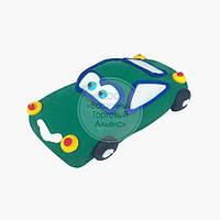 Фигурка из мастики  - Машинка зелёная Тачки, фото 1