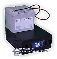 Джерело безперебійного живлення Luxeon UPS-1500ZY ( 900Вт, 12В ), фото 1