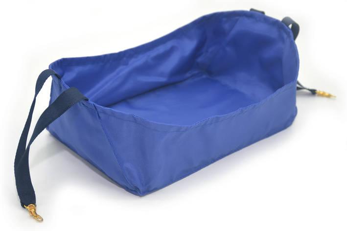 Гамак для хомяка Турист 100х80х65 синий, фото 2