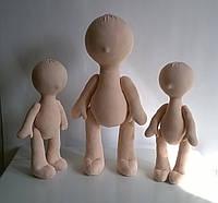 "Кукла голышка ""тушка"" ручной работы, фото 1"