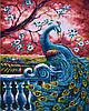 "Картина по номерам ""Роскошная птица"", 40x50 см., Art Story"