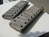 Рейка кремальерная ЭКГ-5 чертеж № 1080.04.114-1, фото 1