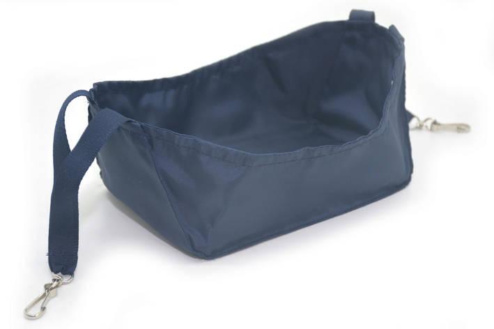 Гамак для крыс Турист 160х110х80 темно синий, фото 2