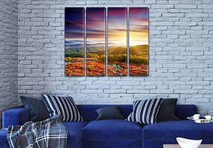 Купить картину дешево в интернет магазине картин, на Холсте син., 65x80 см, (65x18-4), фото 3