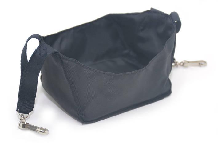 Гамак для кролика Турист 290х170х110 черный, фото 2