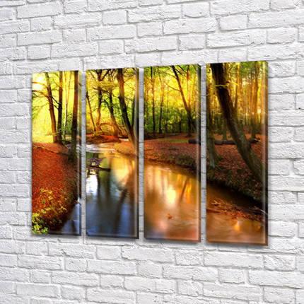 Картины для спальни на холсте фото, на Холсте син., 65x80 см, (65x18-4), фото 2