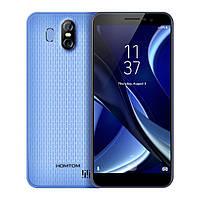 Смартфон Homtom S16 (blue) оригинал - гарантия!