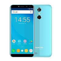 Смартфон Oukitel C8 (blue) оригинал - гарантия!