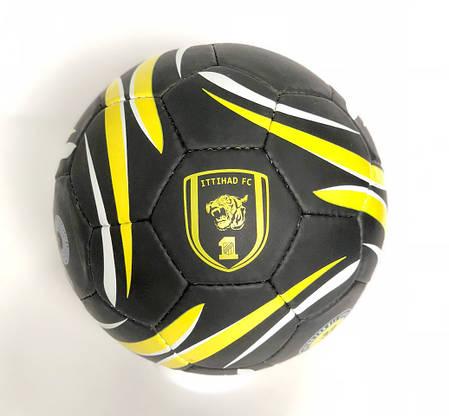 М'яч футбольний Goal Black Matt (Size 5), фото 2