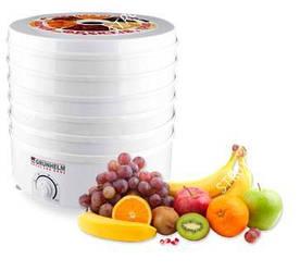 Сушарка для фруктів і овочів Grunhelm BY1162 об'ємом 20 літрів