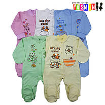 Особенности ясельной одежды для новорожденного из начесов